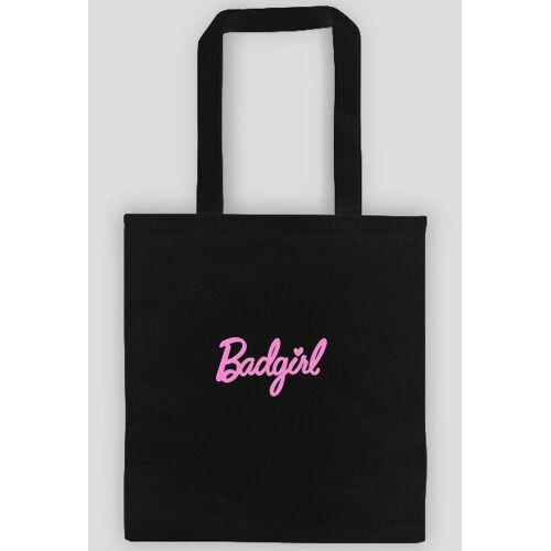 NewMe Badgirl shopper bag