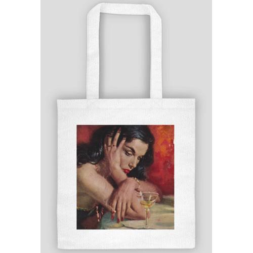 rebellious_rose Torba shopper art sztuka!