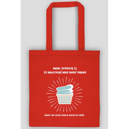 nadzienmatki Eko torba dla mamy - pranie