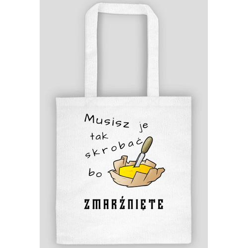 Daszka_dizajn Skrobanie masła