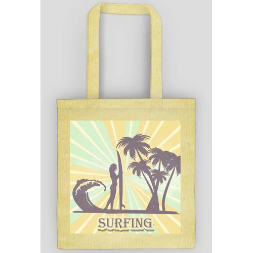 wkolorze Surfing