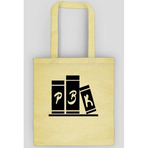 bezksiazekbezduszy Torba - pokój bez książek - logo