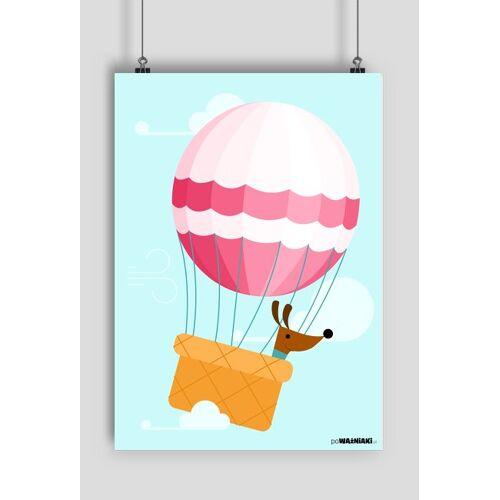 powazniaki Piesek w balonie