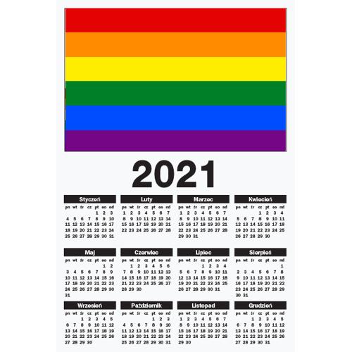 zetowski Kalendarz lgbt