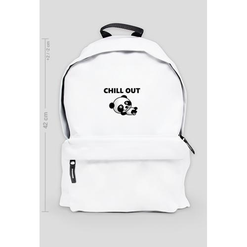 Back-to-school Duży plecak szkolny chill out