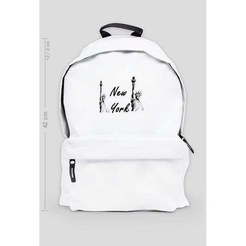 Back-to-school Duży plecak szkolny new york