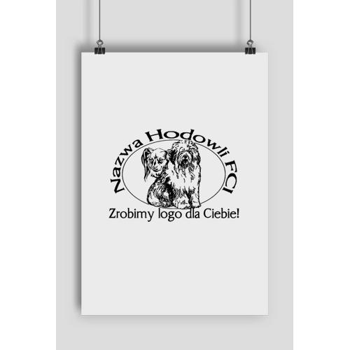 hodowcy Plakat a2 pionowy z logo hodowli