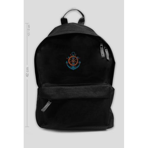 Back-to-school Plecak szkolny kotwica