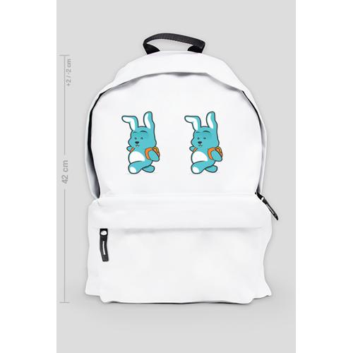 Back-to-school Plecak szkolny królik szkolny