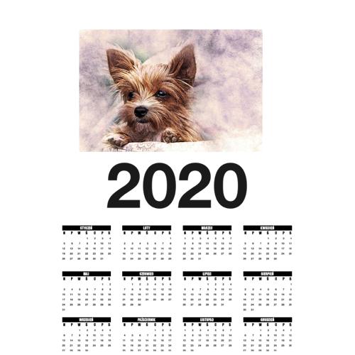GlamMaja Kalendarz york