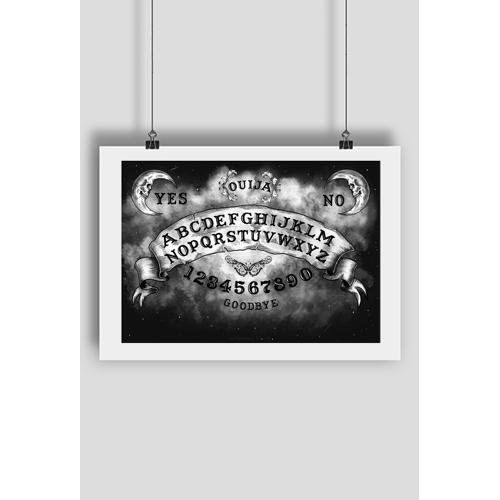 margaretka Ouija board print