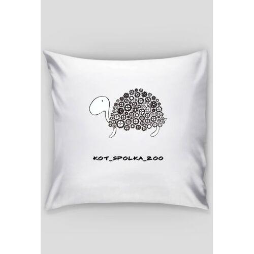 kot_spolka_zoo żółw mechaniczny - poduszka