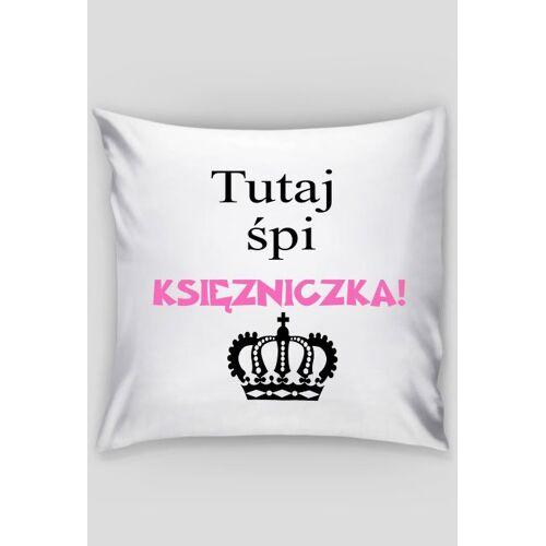 ninkowa Poszewka ' tutaj śpi księżniczka '