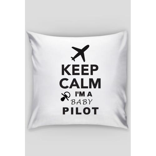 keepcalmbaby Poduszka dla dziecka pilota