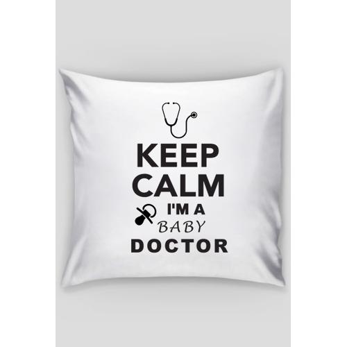 keepcalmbaby Poduszka dla dziecka lekarza