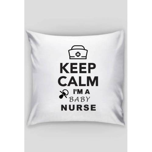 keepcalmbaby Poduszka dla dziecka pielęgniarki