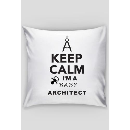 keepcalmbaby Poduszka dla dziecka architekta
