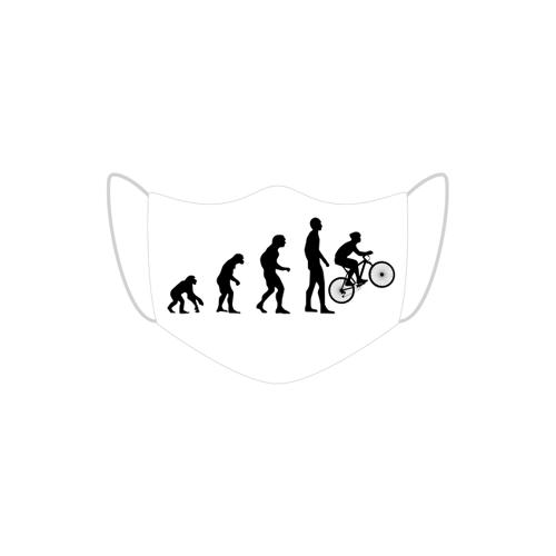 MojaMaseczkaOchronna Maseczka ochronna ewolucja rower