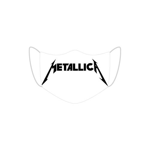 Kultmetalu Metallica - maseczka