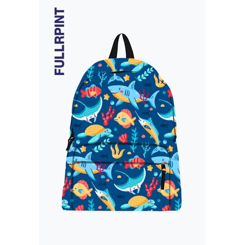 plecaki Plecak - ryby
