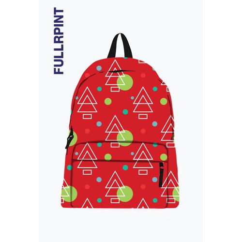 plecaki Plecak - red