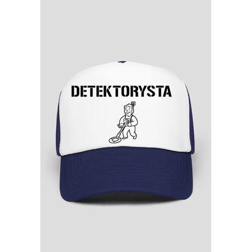 """polak-detektorysta Czapka z daszkiem """"detektorysta"""""""