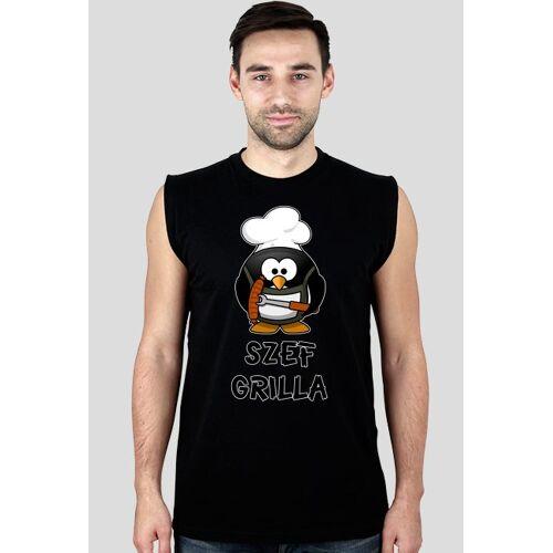 CiekawyT-shirt Szef grilla