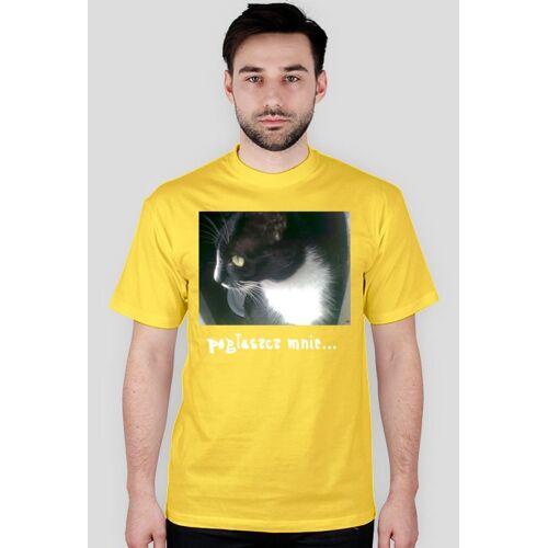 Margaritka Koszulka z kotkiem