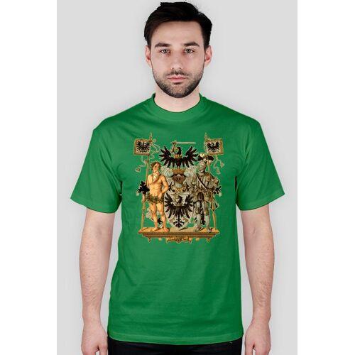 pruskie Prusy zachodnie t-shirt