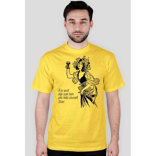 tematycznie T-shirt toastowy