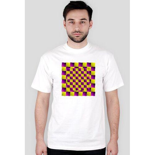 illusionwear Trójwymiarowy obrazek kwadratowy