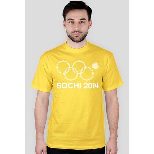 okolicznosciowe Sochi 2014 rings fail