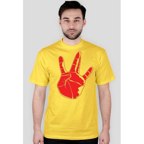 proszert West coast ręka (red)