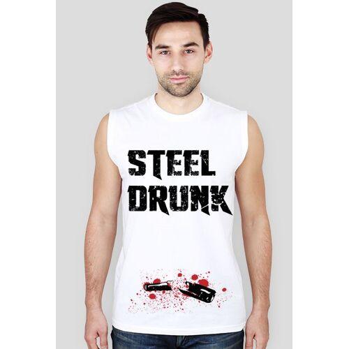 steel-drunk Steel drunk - bezrękawnik
