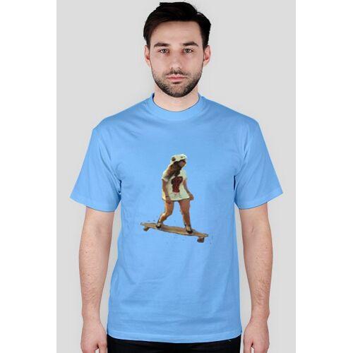 longboard Koszulka męska longboard girl wszystkie kolory