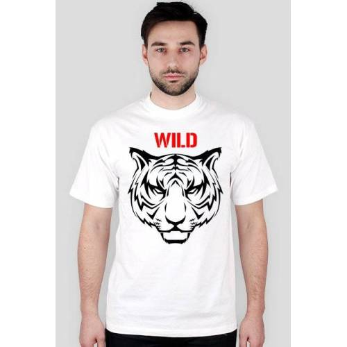 zdeterminowani Wild tiger