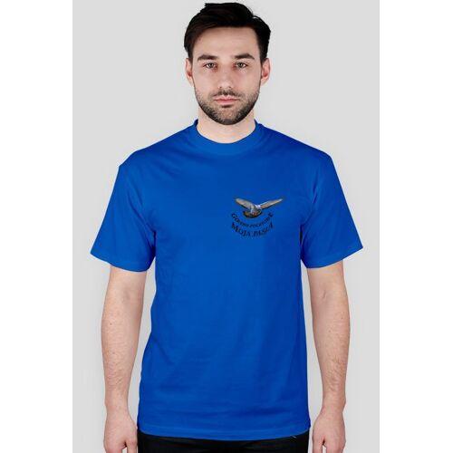 aircamp-koszulki Gołębie pocztowe- moja pasja