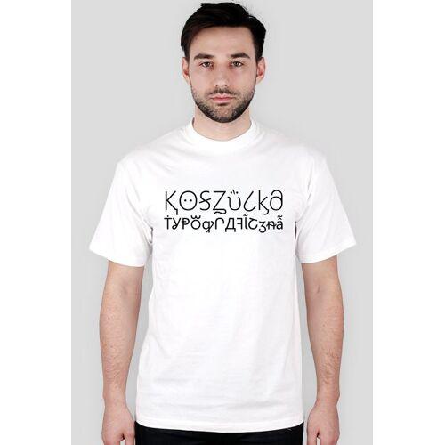typograficzne Koszulka typograficzna