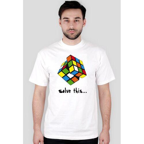 kostkirubika Męska kostka 3x3x3 - solve this...