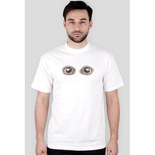 street_fashion Koszulka z oczami
