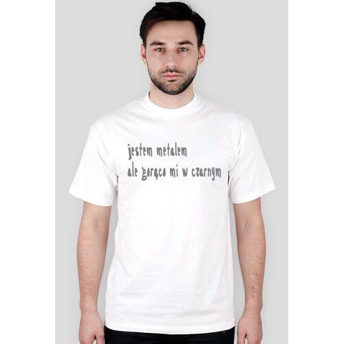 YS T-shirt gorącego mrtalowca