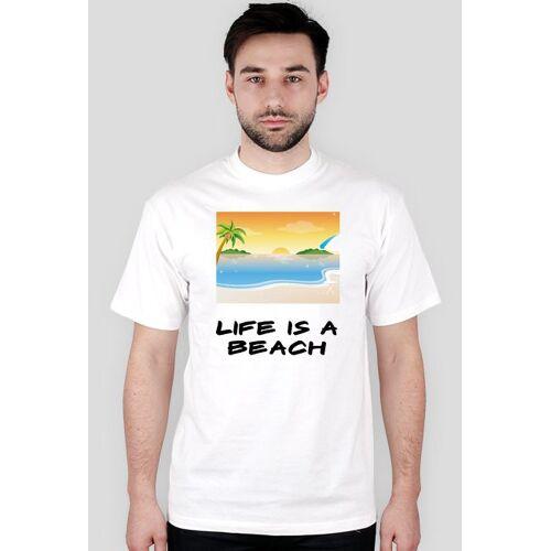 FunnyTs Life is a beach (s)