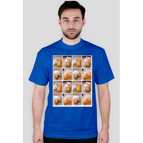 Lantiva T-shirt z króliczkiem na kukurydzy