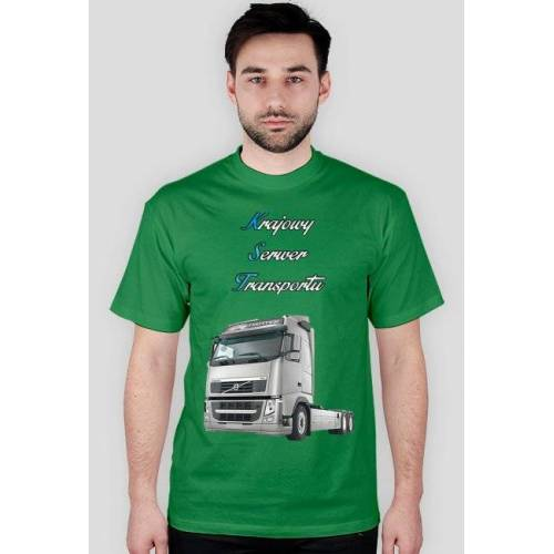 Survival Koszulka krajowy serwer transportu