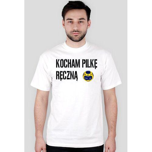 kochamsport Koszulka kocham piłkę ręczną za jedyne 35 zł