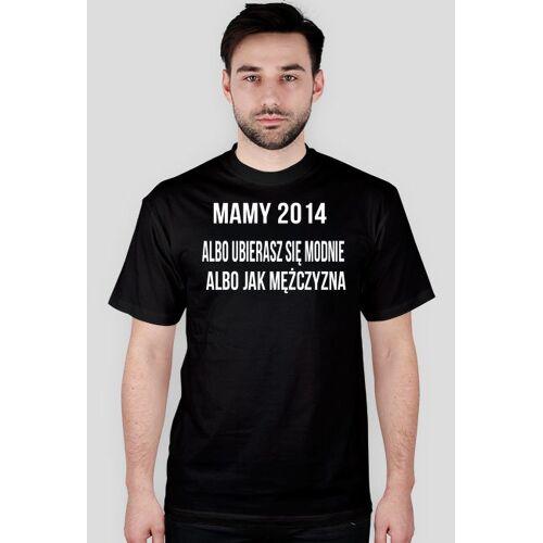 Spacerowa24 T-shirt dla męzczyzn