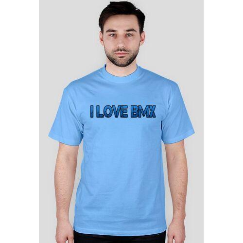 Motoryzacyjny I love bmx
