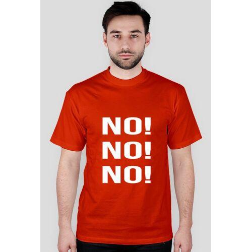 Szczotek No! - koszulka