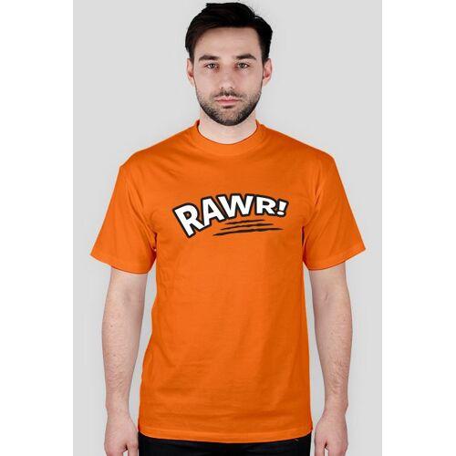 Rawr! - pomarańczowa