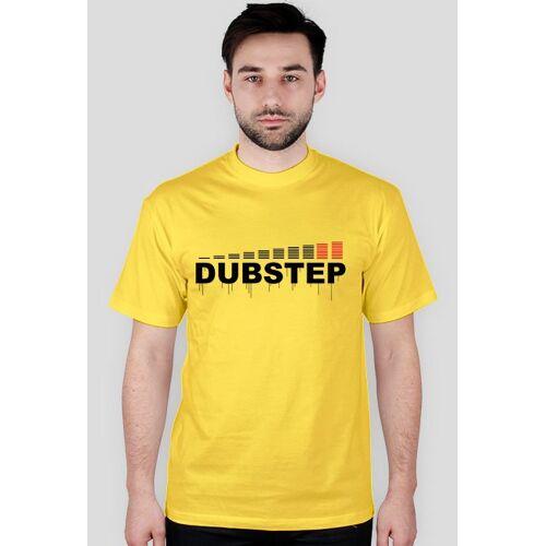 music-tshirt Koszulka dubstep - głośność